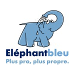 logo Elphant Bleu BOBIGNY