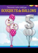 Catalogues et collections  : Notre sélection bouquets de ballons