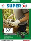 Prospectus Super U : Jardinage