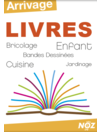 Catalogues & collections NOZ : Arrivage de livres