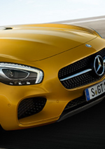 Catalogues et collections Mercedes Benz : Succombez aux lignes vertigineuses de la Mercedes AMG GT