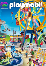 Catalogues et collections Toys R Us : Catalogue Playmobil 2015