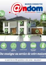 Guides et conseils Andom : Guide de la maison connectée