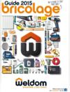 Guides et conseils Weldom ST NICOLAS DE REDON : Guide bricolage 2015