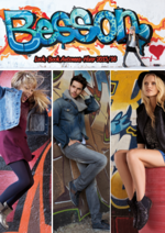 Catalogues et collections besson : Lookbook Automne Hiver 2015-2016
