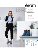 Catalogues et collections Eram : Lookbook Automne Hiver 2015