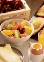 Catalogues et collections Ibis Budget : Gourmand, frais, vitaminé le nouveau petit déjeuner!