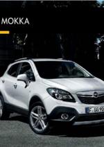 Catalogues et collections opel : Sortez du lot avec l'Opel Mokka