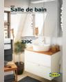 Consultez la brochure Salle de bain 2016