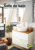 Promos et remises  : Consultez la brochure Salle de bain 2016