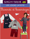 Catalogues & collections Sergent Major RAMBOUILLET 34 RUE DU GENARAL DE GAULLE : Lookbook Buvards et bavardages layette
