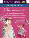 Catalogues & collections Sergent Major RAMBOUILLET 34 RUE DU GENARAL DE GAULLE : Lookbook enfant L'île d'émeraude