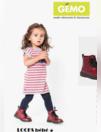 Catalogues & collections Gemo REDON : Les looks du moment bébé