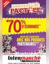 Prospectus Intermarché Super Rieux : Anniversaire Pactole : jusqu'à 70% d'économies
