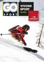 Catalogues et collections Go Sport : Découvrez la collection de la marque EIDER