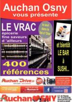 Prospectus Auchan : Le vrac