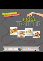 Menus E.Leclerc : Guide traiteur