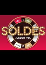 Promos et remises The Kase : Soldes jusqu'à -70%