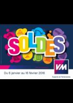 Promos et remises VM Matériaux : Soldes