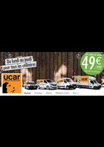 Promos et remises UCAR : C'est le moment de déménager !!!!