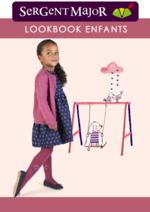 Catalogues et collections Sergent Major : Le lookbook enfant Sur un air de jeu