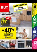 Prospectus BUT : Avis de spécialiste Cuisine Electroménager