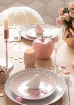 Catalogues et collections Maisons du Monde : Saint-Valentin : pour un dîner aux chandelles