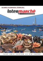 Prospectus Intermarché Contact : Au rayon marée