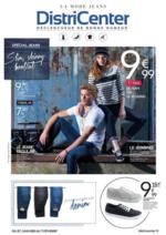 Prospectus distri-center : La Mode Jeans