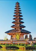 Catalogues et collections Carrefour Voyages CHARENTON LE PONT : Bali Indonésie : circuit de 10 jours à partir de 1399€