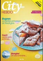Prospectus Carrefour city : City Hebdo