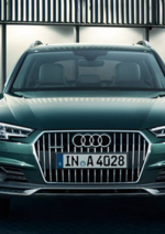 Catalogues et collections Audi : La nouvelle Audi A4 allroad