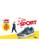 Promos et remises Chauss Expo Loches : La fête du sport