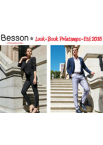 Catalogues et collections besson : Lookbook printemps été 2016