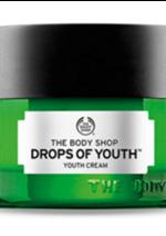 Catalogues et collections The Body Shop : Testez la crème jeunesse Drops of Youth