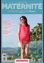 Promos et remises  : La collection Maternité été 2016