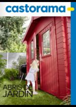 Catalogues et collections Castorama : Guide 2016 Abris de jardin
