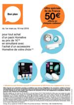 Prospectus Orange : Bon plan, offre spéciale Île de France