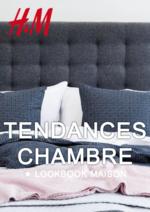 Catalogues et collections H&M : Le lookbook maison Tendances chambre