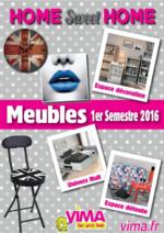 Promos et remises  : Meubles 1er semestre 2016