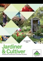 Promos et remises  : Jardiner & Cultiver collection 2016
