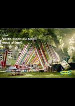 Catalogues et collections IKEA : Votre place au soleil vous attend 2016