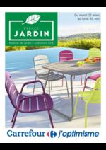 Prospectus Carrefour : Espace Jardin