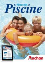 Prospectus Auchan : Votre guide piscine