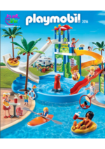 Promos et remises  : Catalogue Playmobil 2016