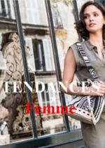 Promos et remises  : Les tendances femme