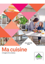 Catalogues et collections Leroy Merlin : Ma cuisine: l'imaginer & la réaliser Collection 2016