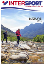 Prospectus Intersport : Catalogue Outdoor Nature 2016