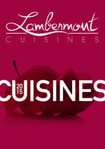 Catalogues et collections Meubles Lambermont  : Catalogue Cuisines