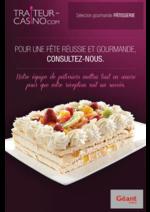 Prospectus Géant Casino : Sélection gourmande pâtisserie